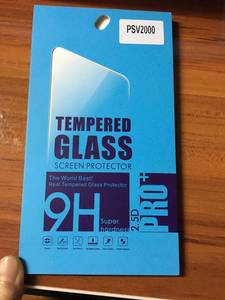 Wholesale Screen Protectors: Glass  Screen Protector for  PSP2000 Screen Guard