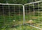 Wholesale corral fence panel: I Stay Farm Gate Fence Superior Oxidation Resistance 200*100mm Hole Size