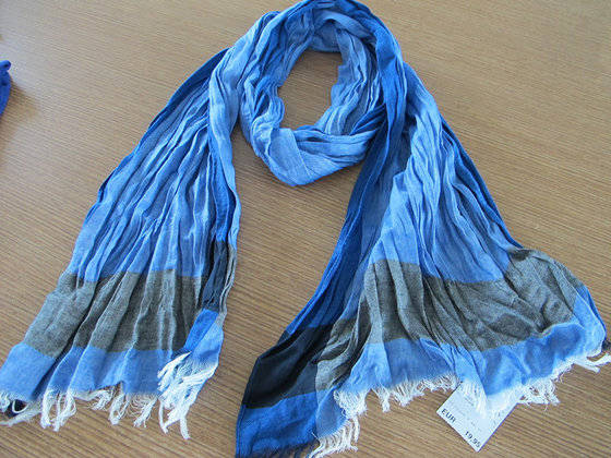 Sell Cotton Check Scarf