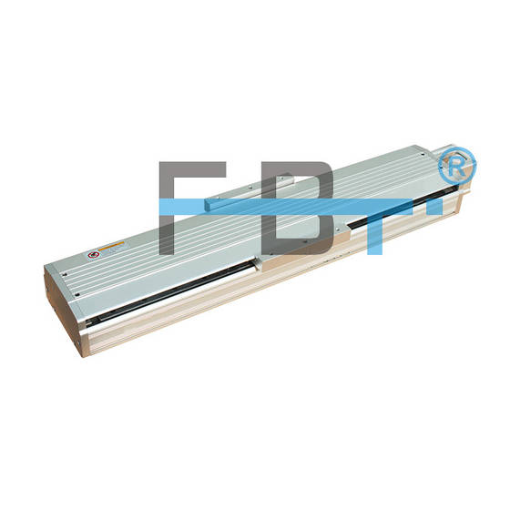 Sell 150mm Width Ballscrew Driven industrial robot arm, linear stage / module