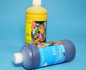 Wholesale digital print: Economic DX5 5113 Dye Based Sublimation Ink for Digital Textile Printing