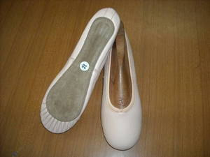 Wholesale Dance Shoes: Leather Ballet Shoes