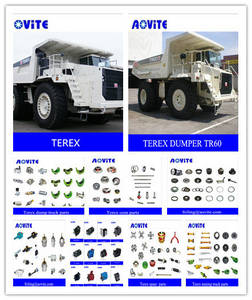Wholesale Truck Accessories: OEM Parts for Terex /.Nhl Dumper Haul Truck