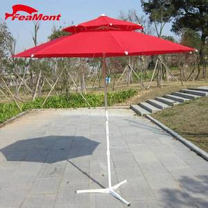 Wholesale Outdoor Umbrellas & Bases: High Quality Custom Printed Sun Garden Parasol Umbrella UV Protection Umbrella