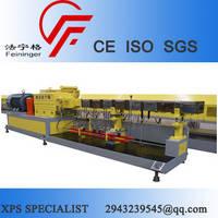 CO2 Foaming Twin Screw XPS Production Line