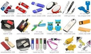 Wholesale pen shape: OEM/ODM USB Flash Drives 1GB To 64GB
