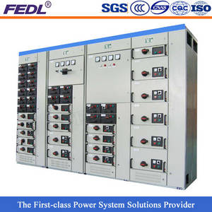 Wholesale switchgears: GCS Electrical AC Low Voltage Switchgear