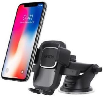 Iottie Easy One Touch 4 Dashboard & Windshield Car Phone Mount Holder