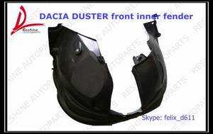 Wholesale Car Fenders: Renault/Dacia Duster SUV Inner Fender/Mudguard/Wheel Fender Flare Renault Auto Parts