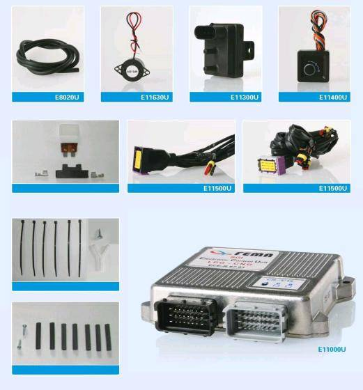 fema lpg sequential injection ecu set id 3485050  product details view fema lpg sequential CNG Kit Made Italy CNG Components