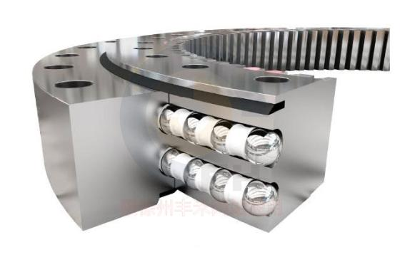 Sell tapered roller bearing slewing