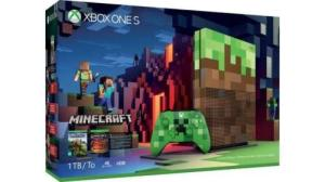 Wholesale limited: Xbox One S 1TB Minecraft Limited Edition Console