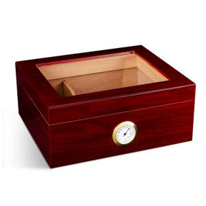 Wholesale wood watch: Wooden Humidor for Smoking