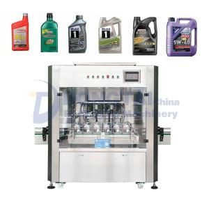 Wholesale vacuum capping machine: Lubricating Oil Filling Machine
