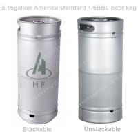 Ningbo Eco Beer Keg Plastic Top and Bottom with Spear for Craft Wine/Drink/Coffee Brewing Equipment 2