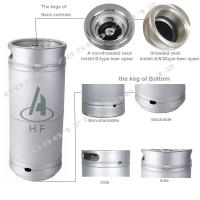 AISI 304 Stainless Steel Beer Keg 20liter Cilindro De CO2 with Bar Accessories,Drink Dispensers