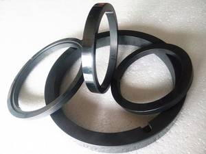 Wholesale silicone ring seal: Pressureless Sintered Silicon Carbide Seal Ring