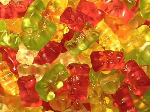 candy can: Sell Energy Gummy Candy