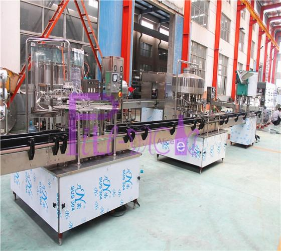 FILL-PACK Water Bottling Machine