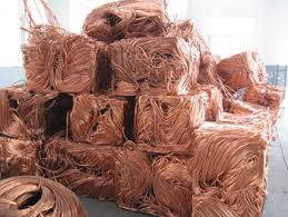 Sell Copper Wire Scrap and Copper Cathodes