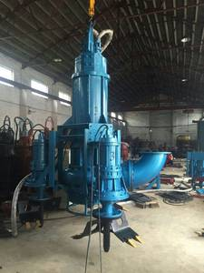 Wholesale grab dredger: Hydraulic Submersible Slurry Pump