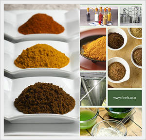 Wholesale marine products: Food Seasonings