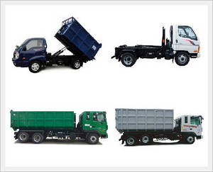 Wholesale tanklorry: Armroll Truck