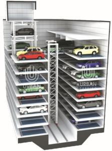 Wholesale Other Construction & Real Estate: Robotic Parking System