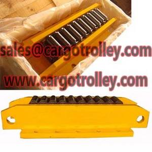 Wholesale Loaders: Moving Roller Skids with Crawler Type CT Model