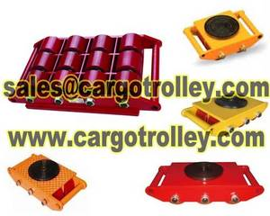 Wholesale Loaders: Go Straight Load Moving Roller Skids