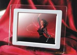 Wholesale digital video player: 15inch Digital Photo Frame Digital Video Player