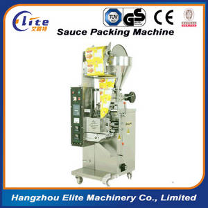 Wholesale hot sauce: Automatic Sauce Like Hair Conditioner Packaging Machine Hot Sale