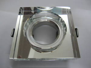 Wholesale square downlight: Hot Selling Products MR16 Crystal Downlight Square