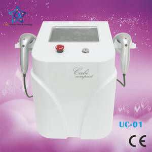 Wholesale Other Beauty Equipment: NO Noise Fat Removal Cavitation Weight Loss Machine with 2 Different Size Handle 24 - 45 Khz