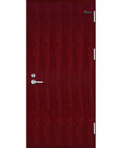 Wholesale flush door: Wooden Fire Rated Flush Door