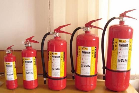 Sell Fire extinguishers, ABC Dry Chemical Powder, Foam,Cylinder