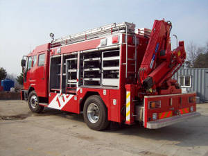Wholesale fire truck: Rapid Rescue Fire Fighting Truck 8.5 Ton