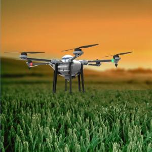 Wholesale pesticide sprayer uav: 10KG Farming Drone Pesticide Sprayer UAV Drone Agricultural Sprayer