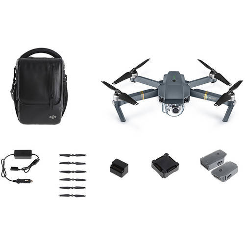 Sell DJI Mavic Pro (Fly More Combo)