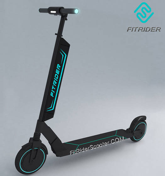 Sell New Model Fitrider F1 T1S electric power foldable scooter