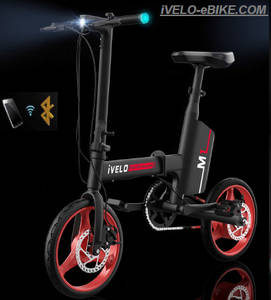 Wholesale electric bicycle: IVELO Electric Bicycle IVELO M1 Model