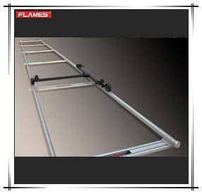 Sell FLAMES 6 Meter Portable Track For Tripod , Camera Track, Crane Track