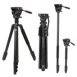 Wholesale video tripod: Coman DF Series Video Tripod Kit for Camera Stand