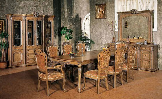 Italian style dining room furniture id 4528075 product for Italian dining room decorating ideas