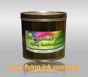 Wholesale polyester chip: Sublimation Heat Transfer Ink for Offset