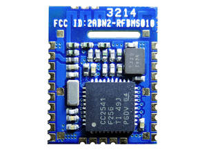 Wholesale data radio: BLE Modules RF-BM-S01A