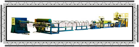 Sell PE FOAM SHEET EXTRUDER FROM KOREA.