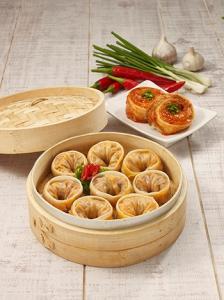 Wholesale frozen ginger: Handmade Kimchi Dumpling