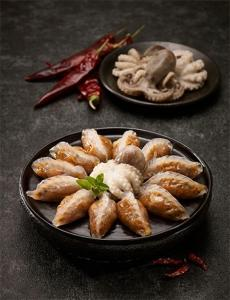 Wholesale jujube: Spicy Octopus Dumpling