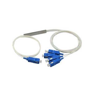 Wholesale fiber optic coupler splitter: 1x2 1X4 FBT Optical Fiber Coupler Splitter